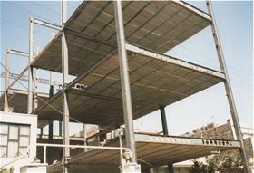 سقف تیرچه بلوک